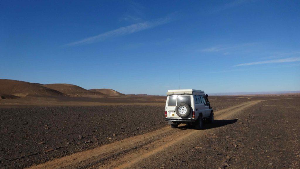 extrême sud Marocain..