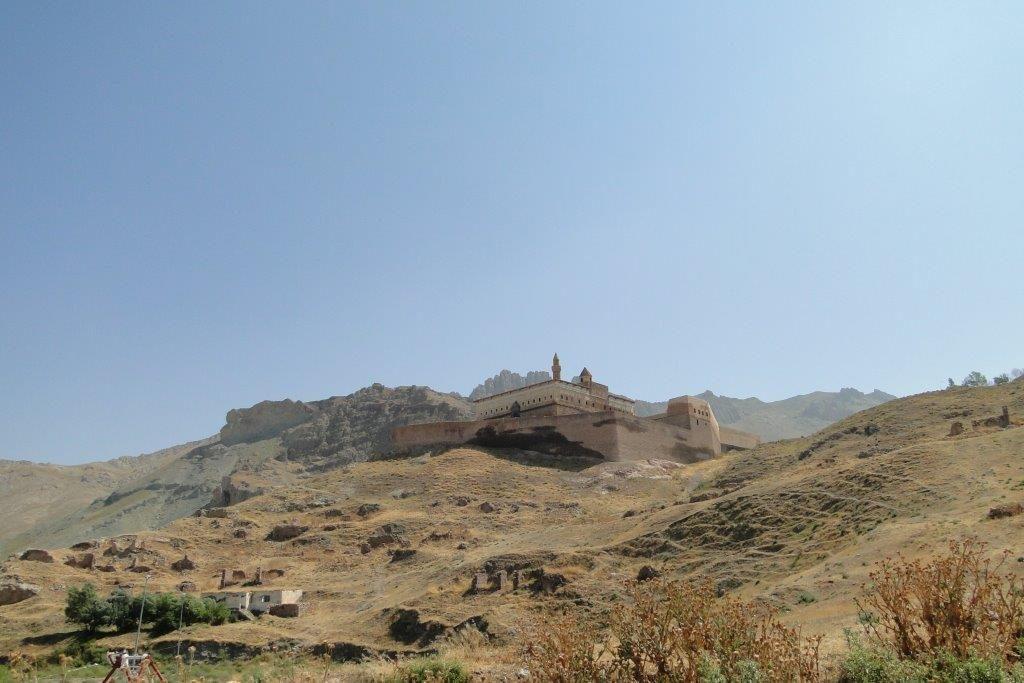 ISHAM PASHA près mont ARARAT