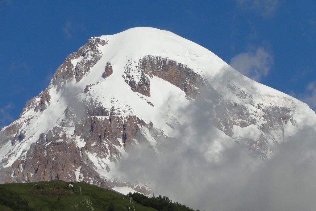 Mont KASBEC 5500m