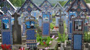 cimetière joyeux!!