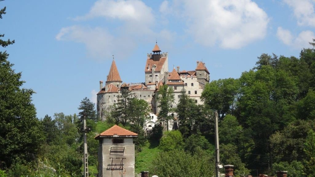 château de DRACULA!!!!