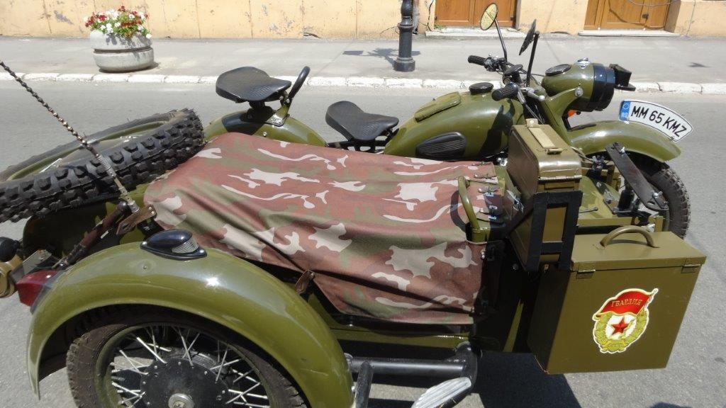 moto ancienne..