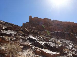 Agadir( ancien grenier à Blé et autres denrées..) de Amtoudi