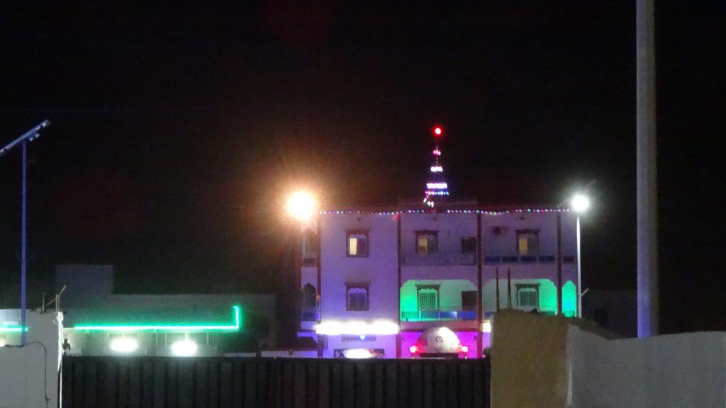 Hôtel de Paris a Nouakchott..