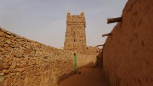 Mosquée ancienne de Chinguetti.