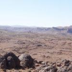 plateau désertique moyen atlas..