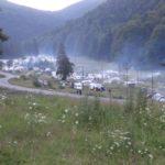 camping sauvage et feux de bois une tradition roumaine!
