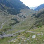 Route superbe a 2000metres.